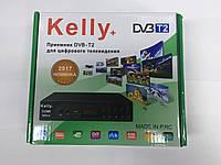 Цифровая приставка DVB-T2 Kelly Youtube Wi-Fi IPTV USB Тюнер Т2 Ресивер Приставка т2