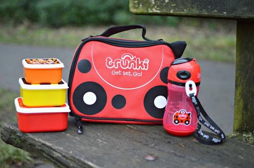 Термосумка для детей Trunki Lunch Bag Art.TRUA-0291
