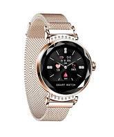 Смарт-часы Lemfo H2 Smart Watch Silver, Gold, Blue, Purple