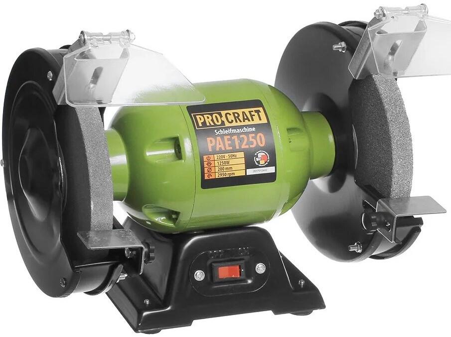 Точильный станок Procraft PAE-200/1250