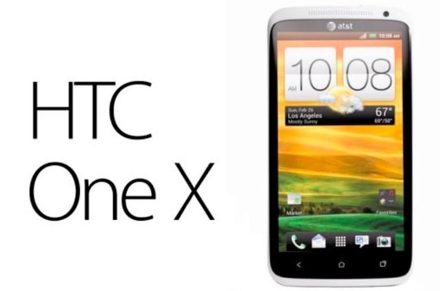 ..: HTC One X