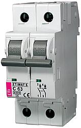 Авт. выключатель ST-68 2p C (4,5 kA)