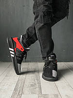 Кроссовки Adidas Equipment EQT Bask ADV мужские, черные, в стиле Адидас Эквипмент, код FL-2037