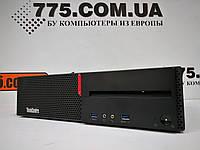 Компьютер Lenovo M700, Intel Core i3-6100 3.7GHz, RAM 4ГБ DDR4, SSD 120ГБ (SSHD 500ГБ), Windows 10 Pro, фото 1