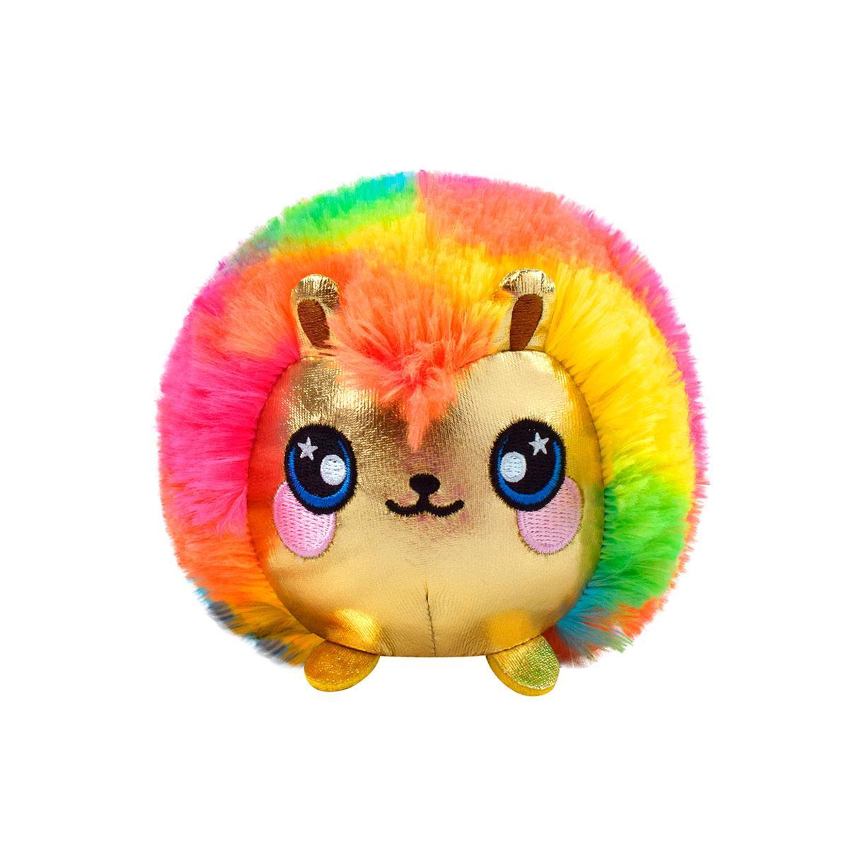 Ароматна М'яка Іграшка Squeezamals S3 - Їжачок Панки