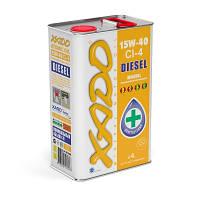 Минеральное масло XADO Atomic Oil 15W-40 CI-4 Diesel - 1л..
