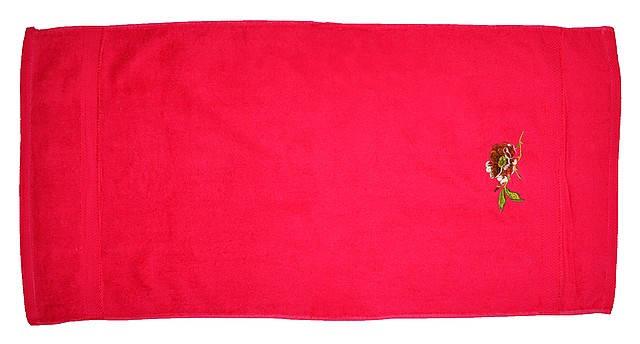 Махровое полотенце МАК (V1009C) | 10 шт., фото 2