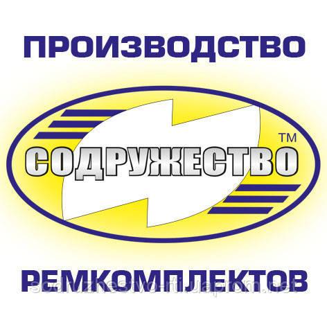 Набор прокладок для ремонта двигателя ЯМЗ-238 нового образца (корпусные прокладки кожкартон TEXON)