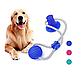 Игрушка для собак канат на присоске с мячом (WM-60), фото 2