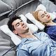 Подушка для шеи из пены с эффектом памяти изогнутая (WM-9), фото 3