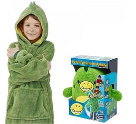 Толстовка с капюшоном и плюшевой игрушкой Huggle Pet Hoodies