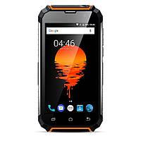 Смартфон Geotel G1 Terminator 2/16Gb Orange защищенный противоударный влагостойкий телефон