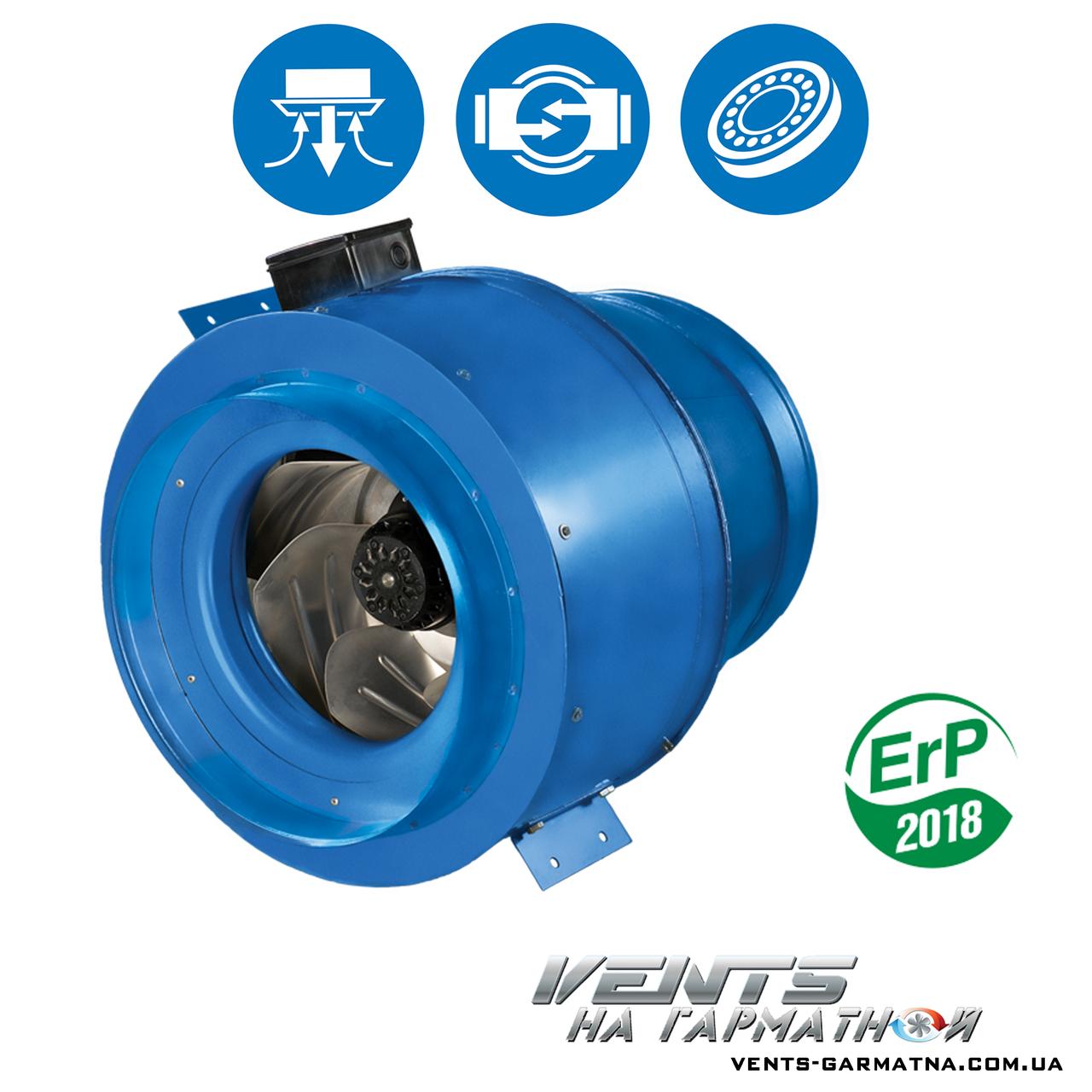 Вентс ВКМ 400. Центробежный вентилятор