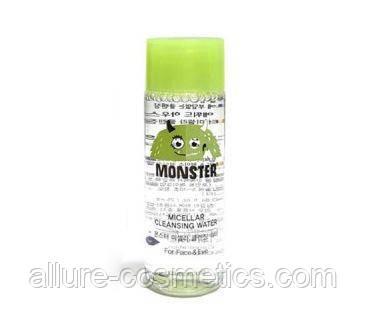 Мицеллярная вода для снятия макияжа ETUDE HOUSE Monster Micellar Cleansing Water пробник 25мл