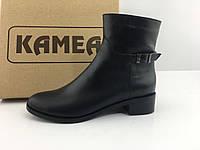 Кожаные ботинки классические тм. Камея, фото 1