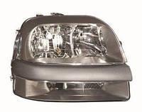 Фара правая Fiat Doblo -04 электрокорректор (DEPO). 661-1135R-LDEMF