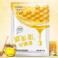 Маска с экстрактом меда и молочными протеинами Images Mask Sheet Honey