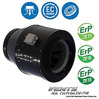 Вентс ТТ-МД 400-1 ЕС. Канальный вентилятор с ЕС-мотором