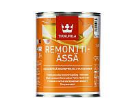 Краска интерьерная Remontti- Assa Tikkurila Ремонти-Ясся 0,9 л.