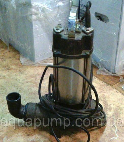 Дренажно-фекальный насос WERK V1300DF  б/у (без поплавка)