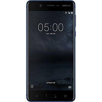 Смартфон Nokia 5 Dual SIM TempeRed Blue