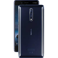 Смартфон Nokia 8 4/64Gb Polished Blue
