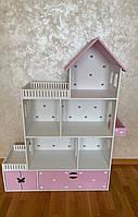 Кукольный домик, детский домик, ляльковий будиночок, домик для барби