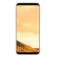 Смартфон Samsung Galaxy S8+ 64Gb Duos Gold (SM-G955FZDD)