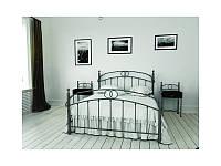 Металлическая кровать двуспальная Toskana / Тоскана 160х190
