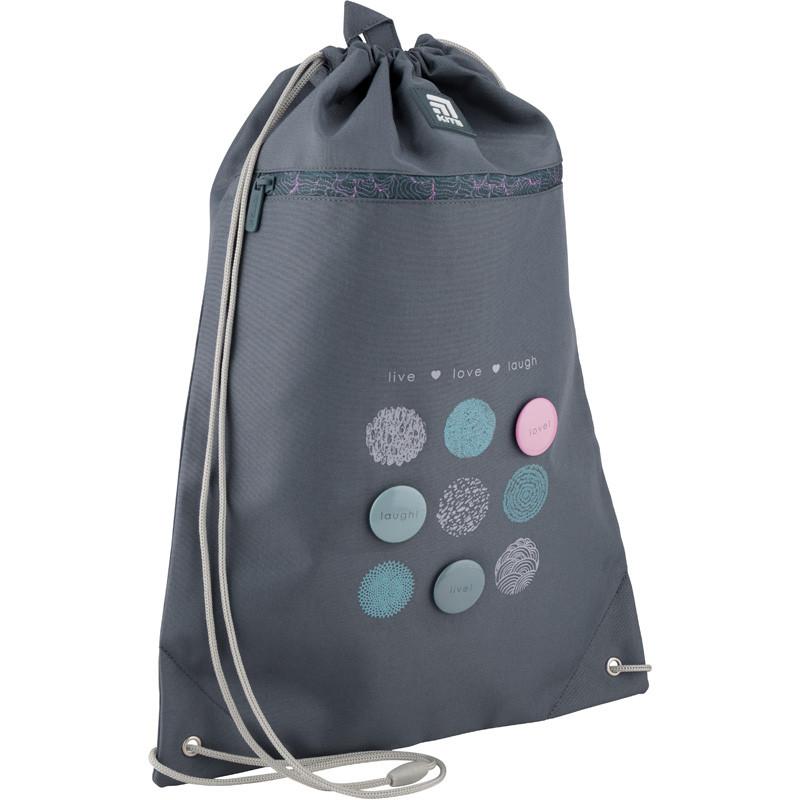 Сумка для обуви с карманом Kite Education K20-601L-2