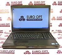 Ноутбук Dell Precision M4600, Intel® Core™ i5-2440M, 8 Gb DDR3, 250 HDD, AMD FirePro M5950 1GB