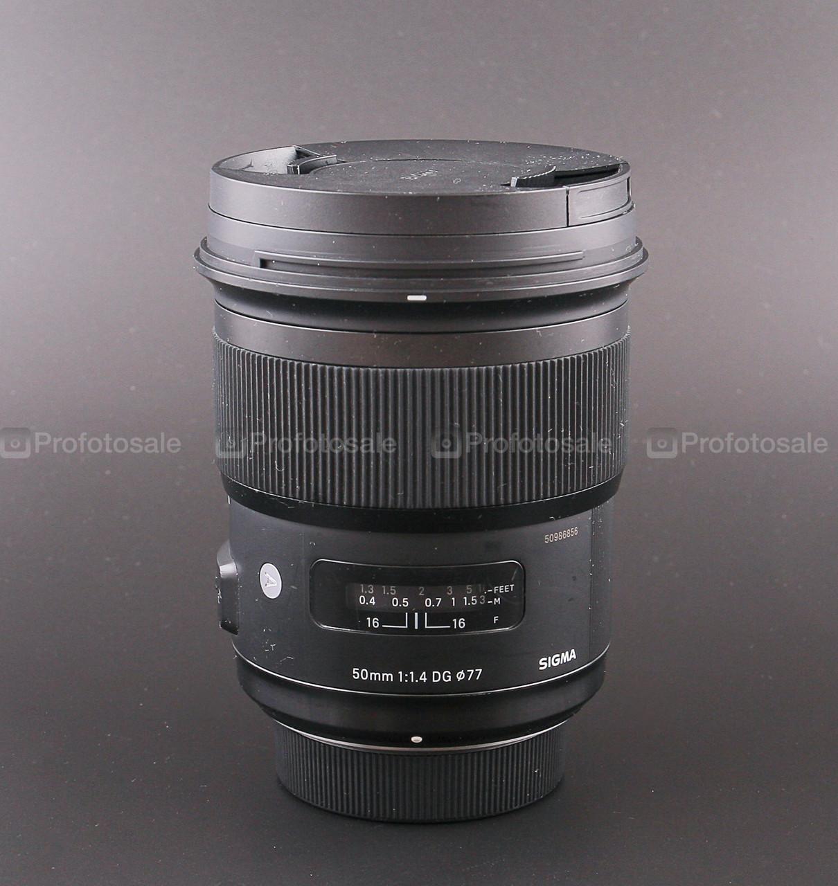 Sigma AF 50mm f/1.4 ART Nikon