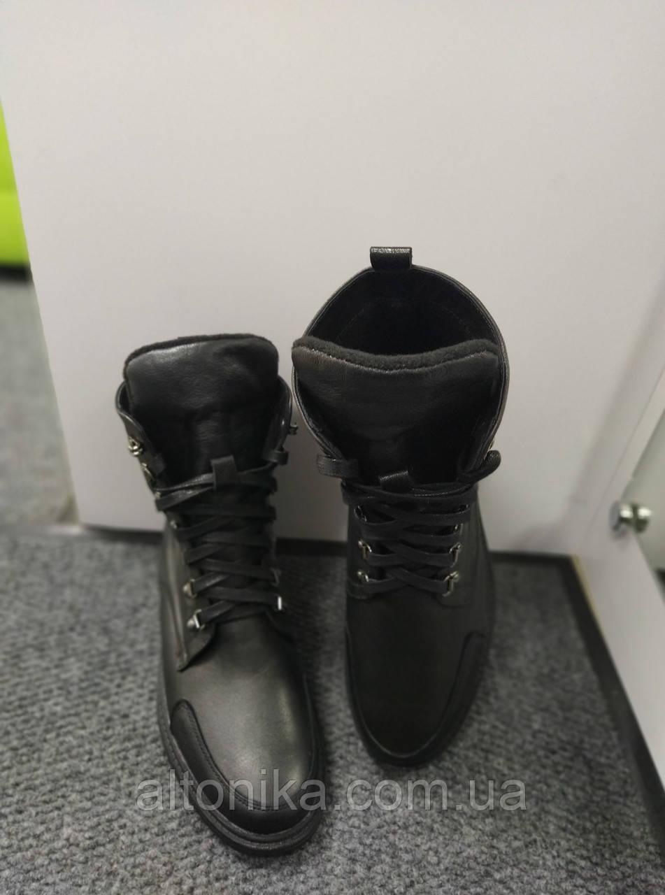 STTOPA 43р деми! Размеры 41-43! Ботинки кожаные больших размеров! С9-60-4143-26-3643