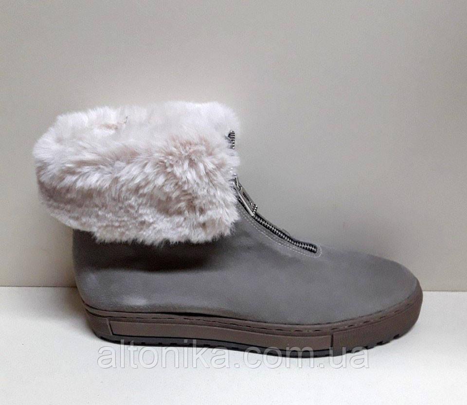 STTOPA 42р зима! Размеры 41-43! Угги сапоги на узкую ногу кожаные больших размеров! С9-42-4143-33-3643
