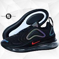 Мужские кроссовки в стиле Nike Air Max 720 Black Multicolorn