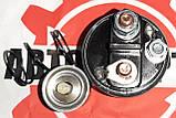 Втягуюче реле стартера OPEL Astra H J Corsa D 1.3 CDTi, фото 5
