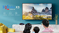 Налаштована TV приставка H96 max X3 4/32 ГБ (Смарт тв приставки на андроїд, TV Box x96 mini), фото 6