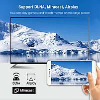 Налаштована TV приставка H96 max X3 4/32 ГБ (Смарт тв приставки на андроїд, TV Box x96 mini), фото 7