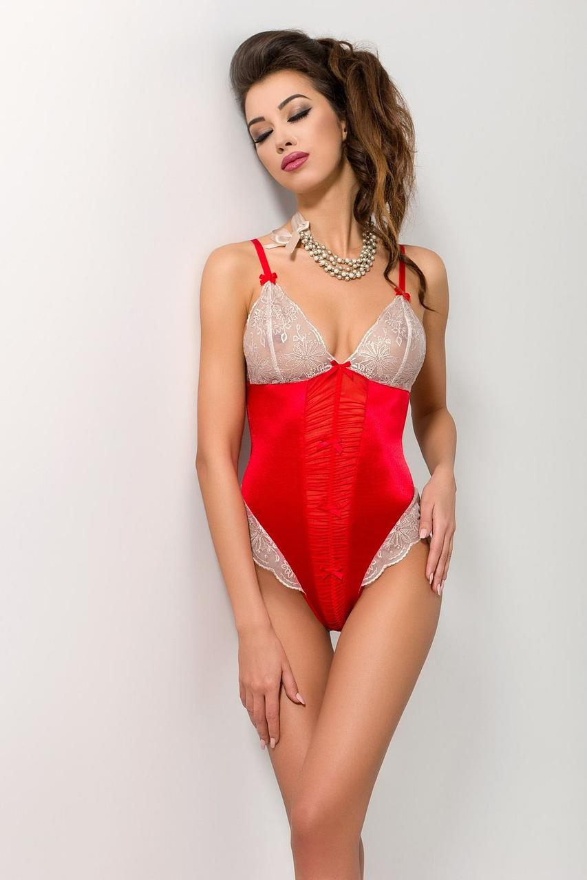 LORAINE BODY red L/XL - Passion Exclusive