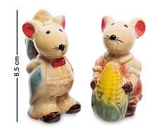 Набор из 2 керамических фигурок Мышки CF-14