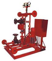 Автоматическая установка пожаротушения НСП-ЖК-2