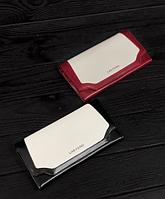Кожаный, модный женский кошелек бренда Las Fero