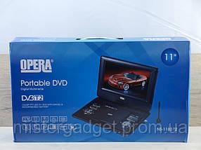 Портативный плеер TV DVD Opera NS -1180 DVB-T2, фото 2