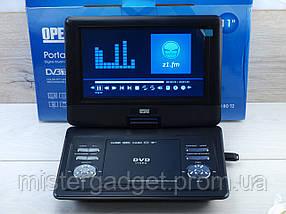 Портативный плеер TV DVD Opera NS -1180 DVB-T2, фото 3