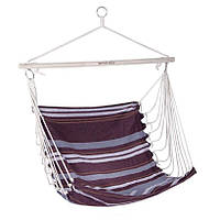 Гамак-кресло Коричневый 100 х 80 см Spokey BENCH