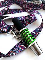 Персональный мундштук ShiCarver зеленый, фото 1