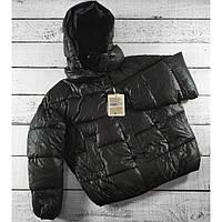 Куртка черная оверсайз Minority L(48-50)