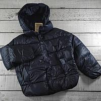 Куртка темно-синяя оверсайз Minority XL(44/50)