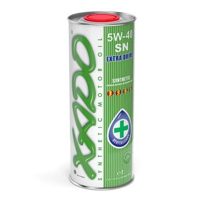 Синтетическое масло XADO Atomic Oil 5W-40 SN - 1л..