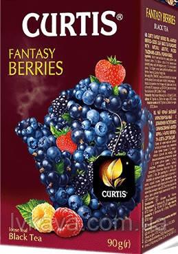 Чай черный Fantasy Berries Curtis, 90 гр
